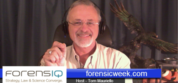 The ForensicWeek.com Webcast TV Show – LIVE